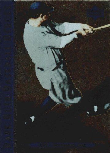 1995 Upper Deck Ruth Heroes #75 Babe Ruth Renaissance Man