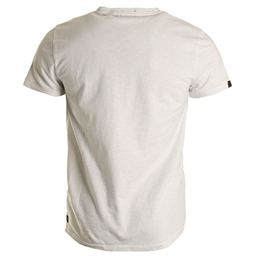 Superdry Herren T-Shirt gelb Optic