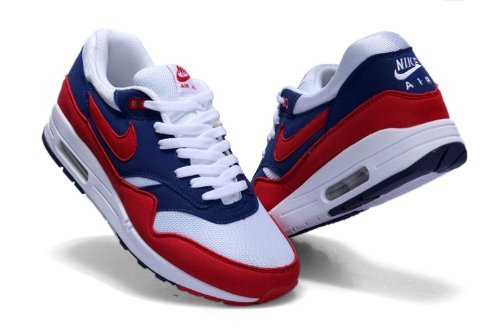 Air Max Red And White And Blue