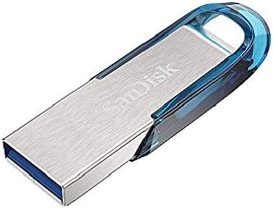 Oferta amazon: SanDisk Ultra Flair Memoria Flash USB 3.0 de 32GB con hasta 150 MB/s de Velocidad de Lectura, Color Azul
