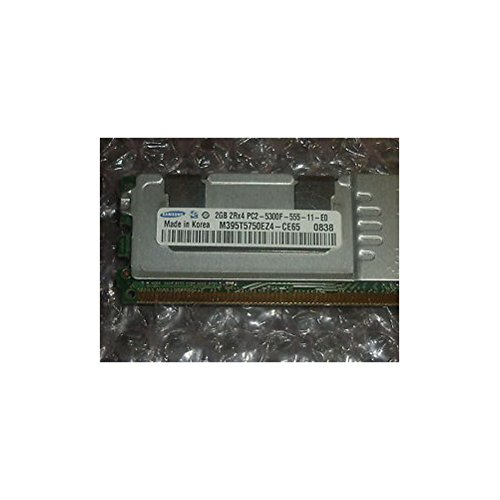 SAMSUNG 2GB PC2-5300F DDR2 FBD MEMORY MODULE ()