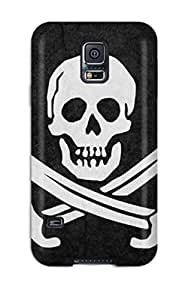 High Quality Kimberly M Taylor Flag Skin Case Cover Specially Designed For Galaxy - S5