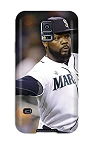 seattle mariners MLB Sports & Colleges best Samsung Galaxy S5 cases 3888110K315558847