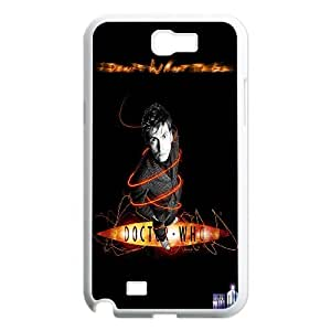 Printed Phone Case Doctor Who For Samsung Galaxy Note 2 N7100 Q5A2112469