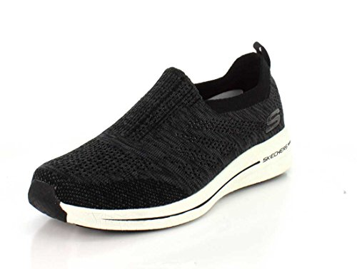Skechers Burst 2.0 Haviture Heren Slip Op Sneakers Zwart
