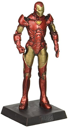 Classic Marvel Figurine Collection #12 Iron Man for sale  Delivered anywhere in USA