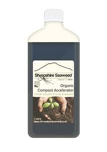 Para hacer Compost/Accelerator - 1 litro, incluye con seguro de
