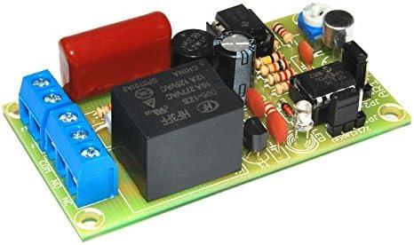 arlikits ar146/m controlado por microprocesador ac/ústica Interruptor 2/de Clap Modo Interruptor de Azote 230/V M/ódulo