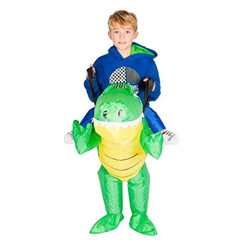 Bodysocks-Inflatable-Crocodile-Piggyback-Animal-Zoo-Childrens-Fancy-Dress-Costume