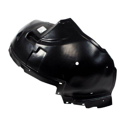 CarPartsDepot 378-15115-02 Passenger Side Front Fender Liner Splash Shield Rh GM1249165