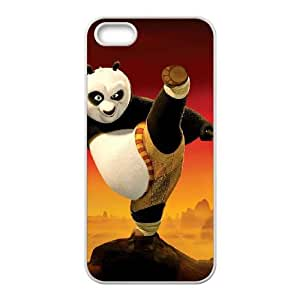 Panda iPhone 4 4s Cell Phone Case White Xreqf
