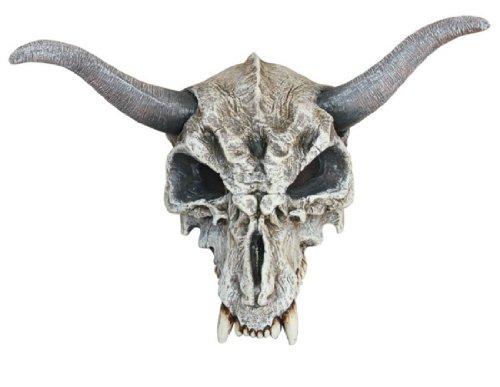 Scary Animal Skull Costumes - ANIMAL SKULL ADULT LATEX