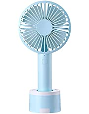 POWERIVER Mini Desk Fan Handheld Fan