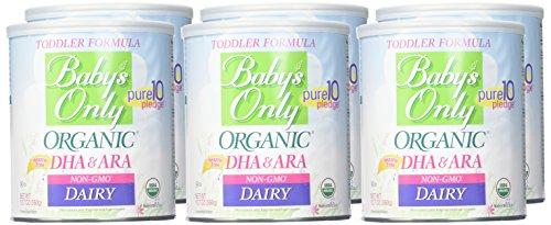 Buy formula for breastfed babies organic