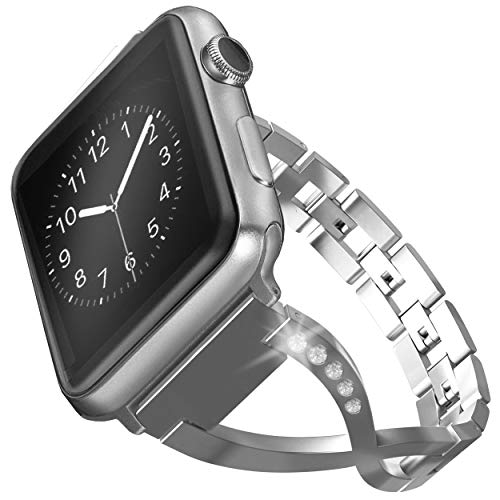 Pantheon Compatible Apple Watch Band 38mm 40mm for Women