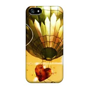 Awesome Inflatable Love Flip Case With Fashion Design For Iphone 5/5s by icecream design