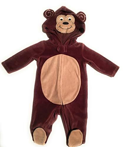 Holiday Editions Baby Halloween Monkey Sleep ann Play Costume