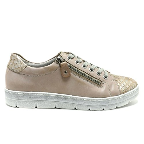 Remonte Casual Lace Up Trainer (d5800) 31 Rose