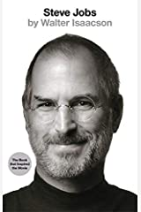 Steve Jobs: The Exclusive Biography by Walter Isaacson(2015-01-27) Paperback
