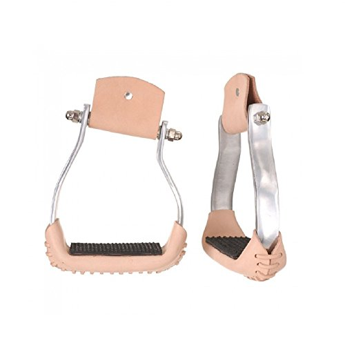 (Tough-1 Angled Aluminum Stirrups 2In)