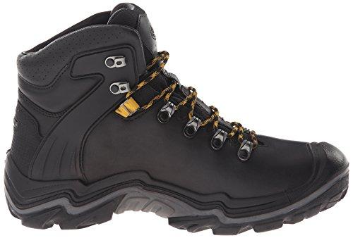 KEEN Mens Liberty Ridge Hiking Boot Black/Gargoyle DDwe099Sq