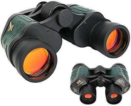 Binow 10×36 High Power Binoculars for Adults BAK4 Prism FMC Lens HD Professional Waterproof Binoculars for Travel, Hiking, Hunting, Bird Watching with Bag and Strap