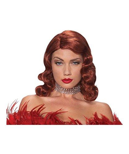 (Morris Costumes Femme Fatale Adult Wig)