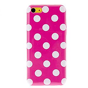 PU Leather Case Plastic Hard Stand Cover with View Window for Apple iPhone 4/4S , Yellow