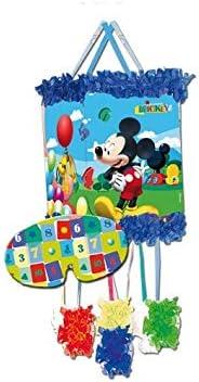 Verbetena 014000285 Mickey Mouse - Piñata Viñeta para cumpleaños y ...