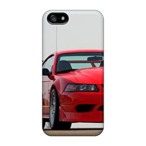 Back Mustang Cobra 00 Phone For Iphone ipod touch4 PC iphone Hot Fashion Design Cases Covers cases yueya's case