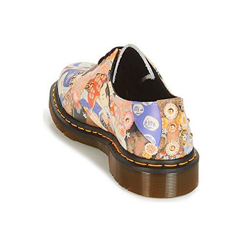 Femmes 1461 Eastern Chaussures Dr Bleu Martens Art xf0FEq5I4w