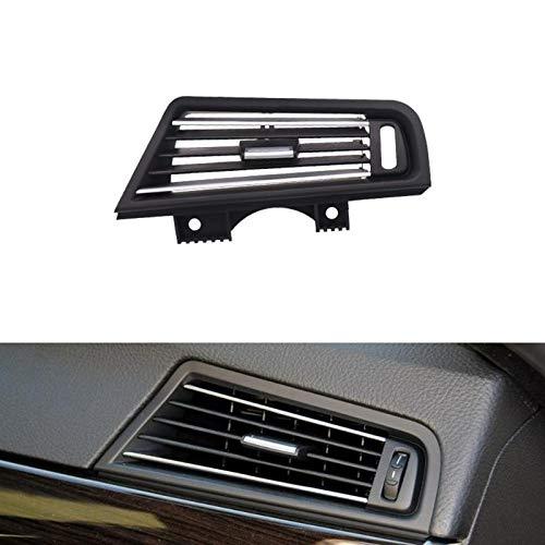 TOOGOO Couvercle De Grille De Panneau De Tiret De Ventilation A//C Avant Droite De Voiture Accessoire De R/éparation De Climatiseur De Voiture pour BMW F10 F18 520 523