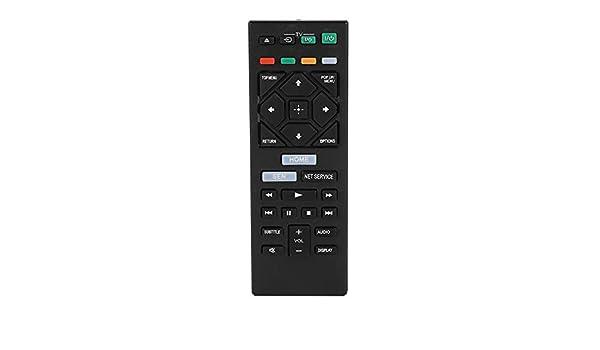 Garsent Mando a Distancia de Repuesto televisor Sony BLU-Ray ...