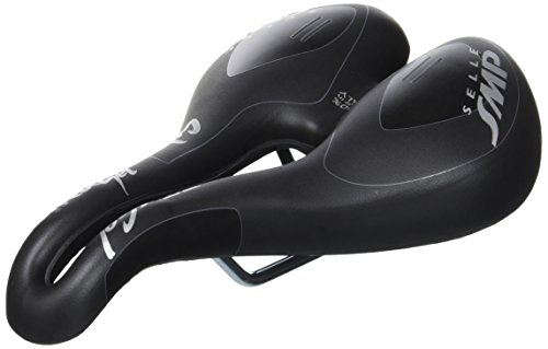 - Selle SMP TRK Gel Saddle Black - Medium