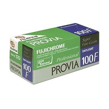 Fuji FUJ133020 - Película diapositiva color (120 provia 100f pack 5): Fujifilm: Amazon.es: Electrónica