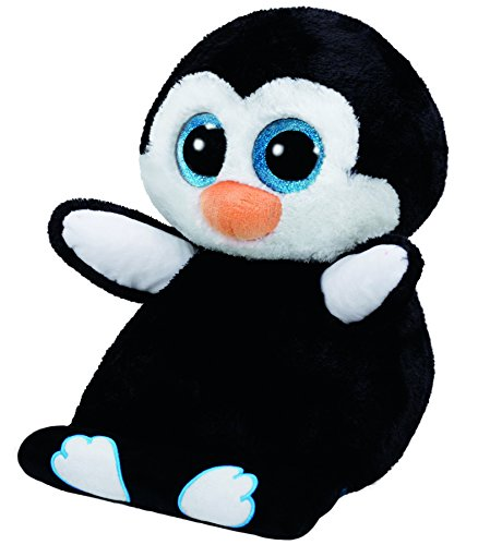 Holder Penguins (Penni the Penguin TY Beanie Babies Peek A Boos 15