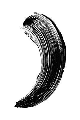 Maybelline New York Great Lash Curved Brush Washable Mascara Makeup, Blackest Black, 2 Count