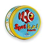 Blue Orange Spot it Junior Animals
