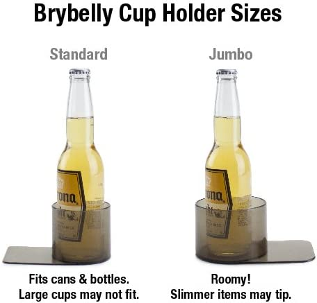 Brybelly Plastic Cup Holder Small