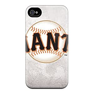 Iphone 4/4s Case Cover San Francisco Giants Case - Eco-friendly Packaging
