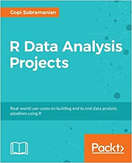 Buy R Data Analysis Projects Book Online at Low Prices in India   R