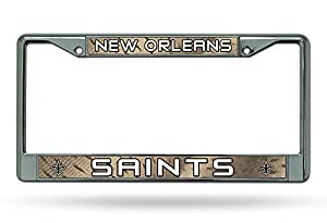Rico Industries NFL License Plate Frame