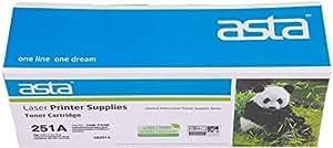 Asta Compatible Toner Cartridge For Hp-ce251a 504a, Cyan [hp-ce251a(504a)]