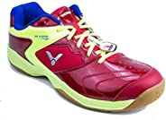 VICTOR AS9200W-DG Men's Court Shoe Red/Green-8.0M US (2