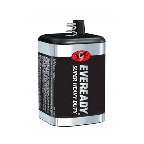 Energizer Eveready Heavy Duty 6V