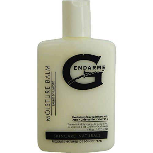 Gendarme G Moisture Aftershave Balm for Men, 4 Ounce