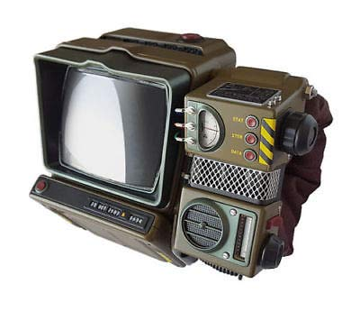 Fallout 76 Pip-Boy 2000 Mk VI フォールアウト シリーズ コンストラクションキット B07PFRG4K7