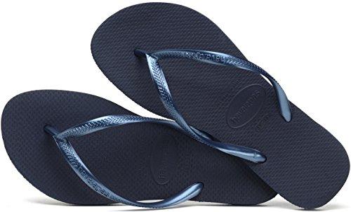 Infradito Havaianas Blue Blu Navy Slim Blu Donna 0HqdH