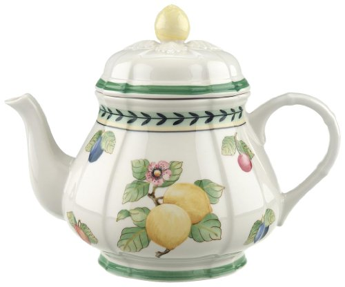 Villeroy & Boch French Garden Fleurence Teapot (English Garden Teapot compare prices)