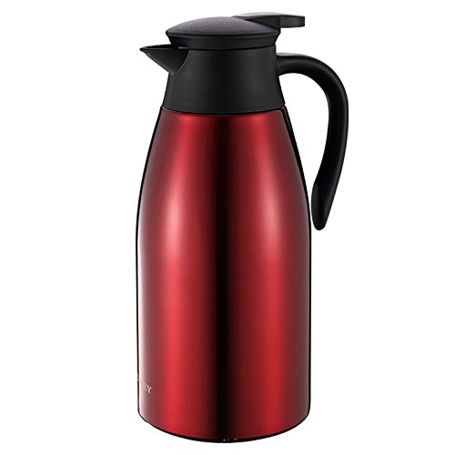 Huskey 68 Ounce Vacuum Insulated Stainless Steel Carafe (6Pcs Package) (6) by HUSKEY